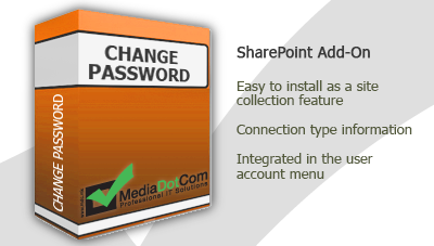 Picture of Change Password
